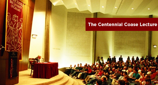 The Centennial Coase Lecture