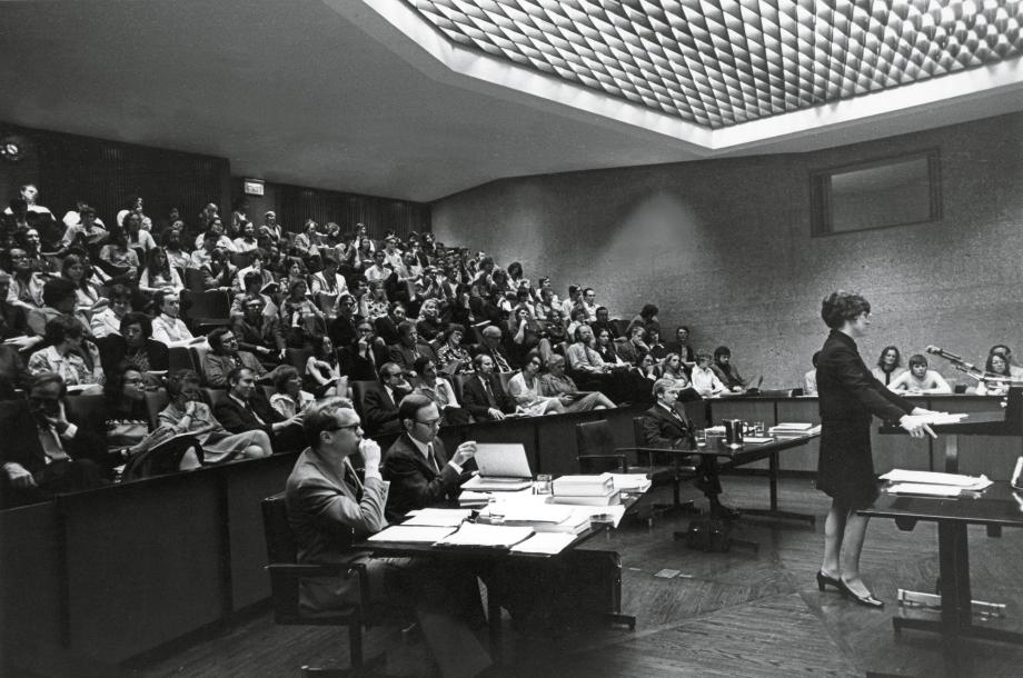 1973 moot court