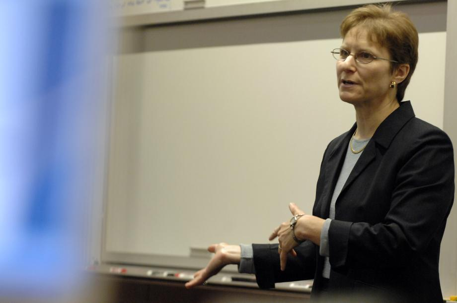 Professor Julie Roin