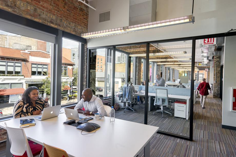 Innovation workspace