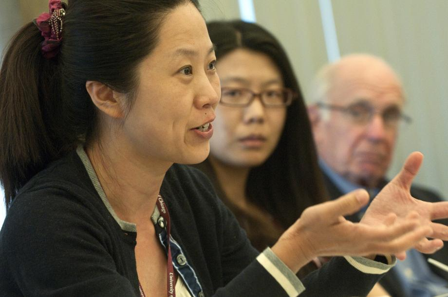 Chinese Scholars Come to Chicago to Study Law and Economics