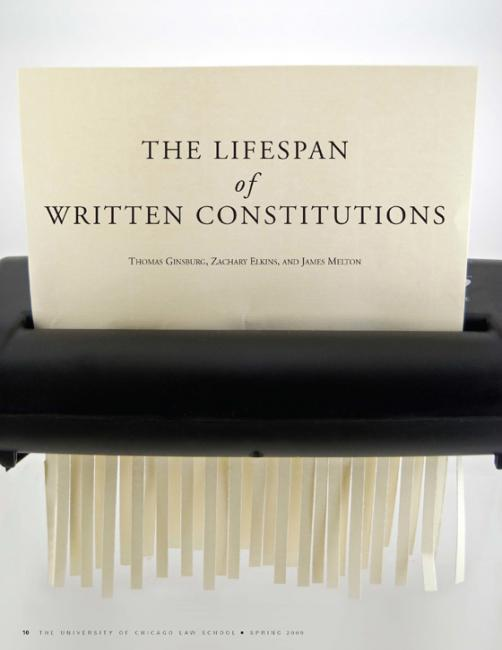 how has the constitution lasted through changing times