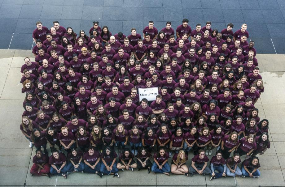 Class of 2022 photo