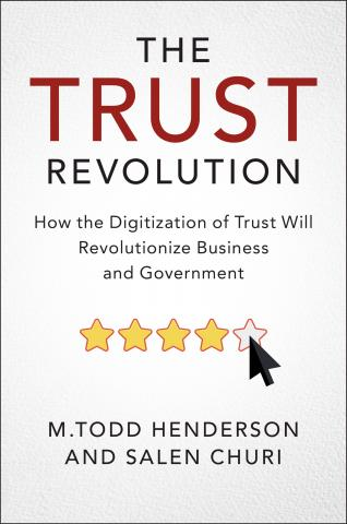 Trust Revolution book jacket